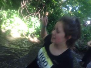 into the stream you go!