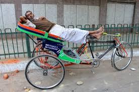 sleeping rickshaw driver www.mirandasmsblog.com