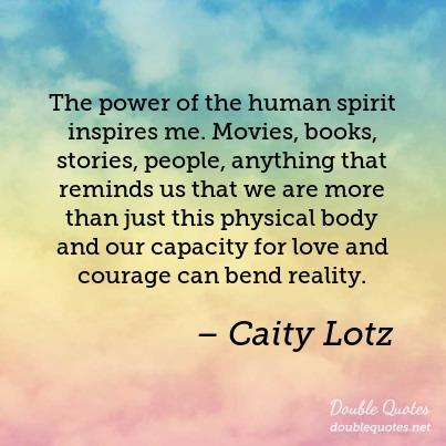 human spirit
